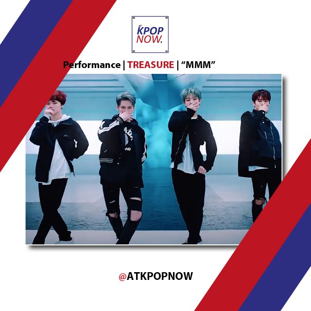 Treasure party design 3 by AT KPOP NOW 2
