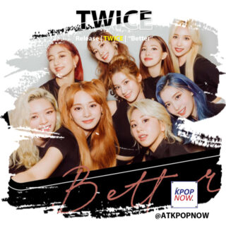Twice brush design 2 by AT KPOP NOW