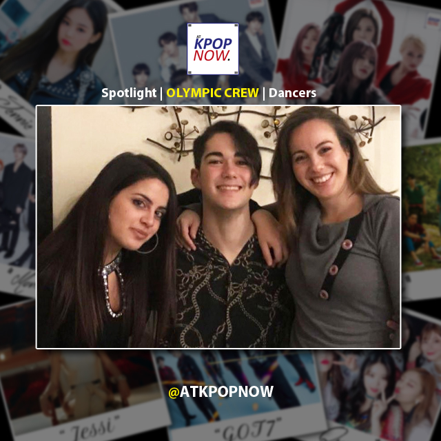 Olympic Crew spotlight by AT KPOP NOW