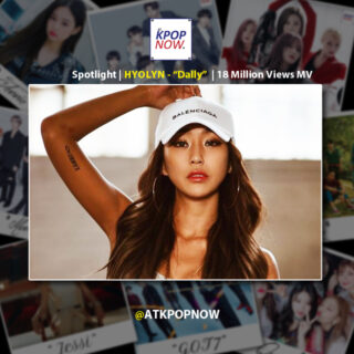 HYOLYN spotlight by AT KPOP NOW
