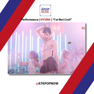 Hyuna party design by AT KPOP NOW 2