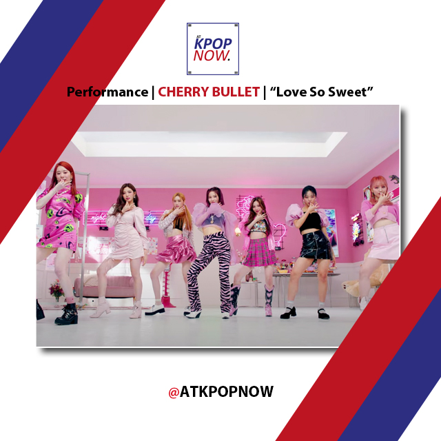 CHERRY BULLET party design 3 by AT KPOP NOW