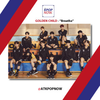 Golden Child party design 1 by AT KPOP NOW
