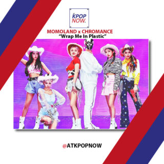 Momoland party design 1 by AT KPOP NOW
