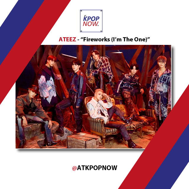 ATEEZ party design 1 by AT KPOP NOW