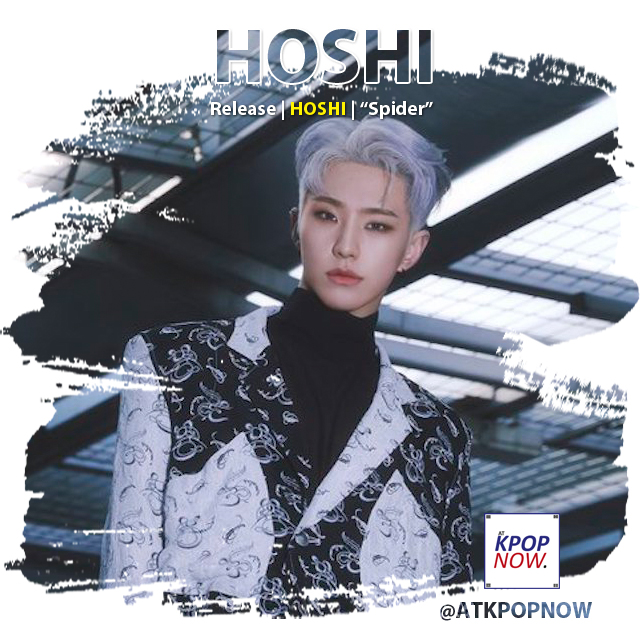 Seventeen's Hoshi brush design by AT KPOP NOW