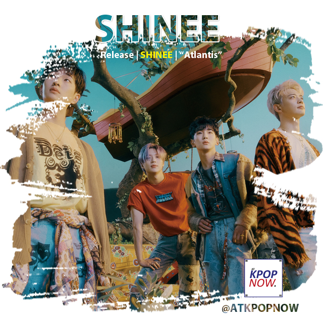 Shinee brush design by AT KPOP NOW