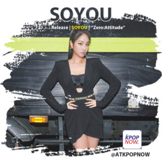 Soyou brush design by AT KPOP NOW