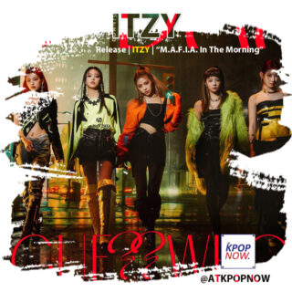 Itzy brush design by AT KPOP NOW