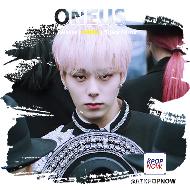Oneus brush design by AT KPOP NOW